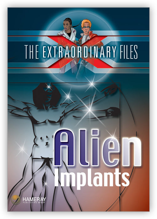 Alien Implants Leveled Book