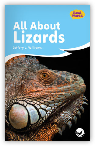All About Lizards from Fables & the Real World