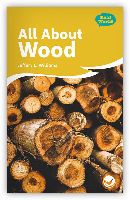 All About Wood Leveled Book