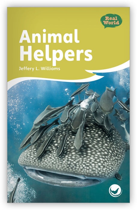 Animal Helpers Leveled Book
