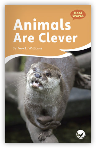 Animals Are Clever from Fables & the Real World