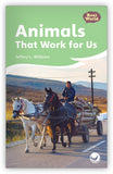 Animals That Work for Us Leveled Book
