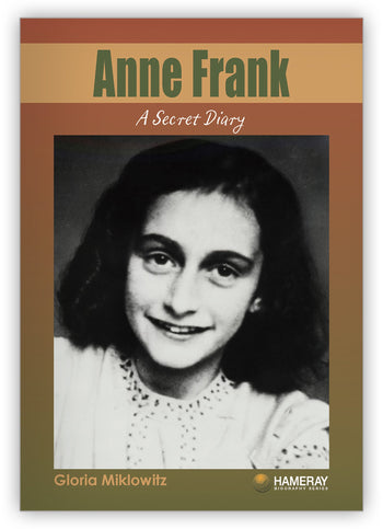 Anne Frank from Hameray Biography Series
