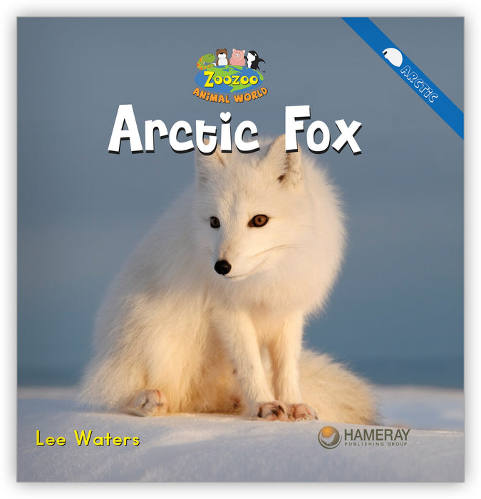 Arctic Fox Leveled Book