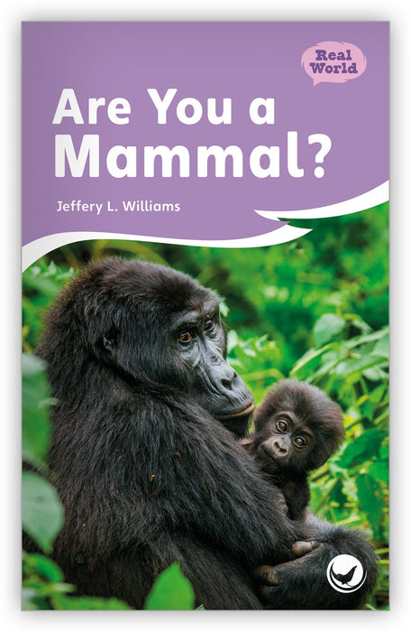 Are You a Mammal? Leveled Book