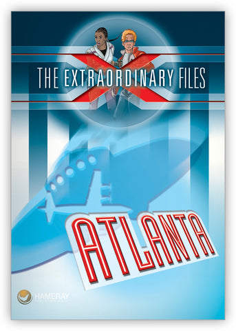 Atlanta from The Extraordinary Files