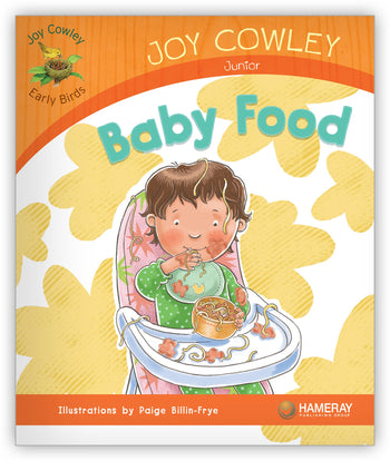 Baby Food from Joy Cowley Early Birds