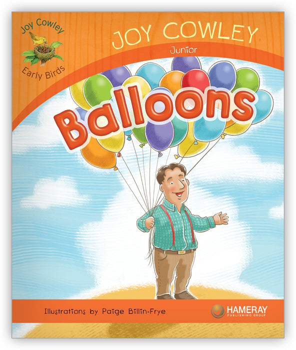 Balloons Leveled Book