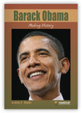 Barack Obama from Hameray Biography Series