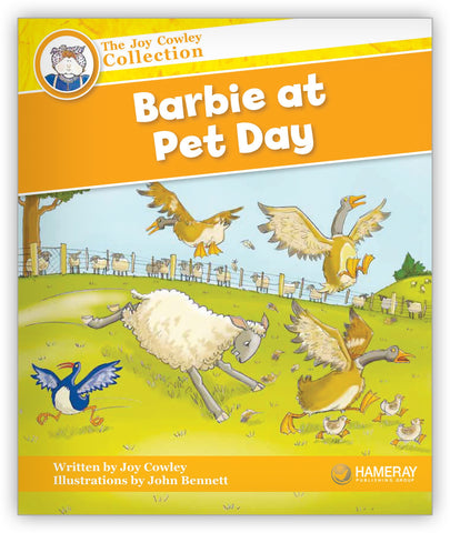 Barbie at Pet Day from Joy Cowley Collection