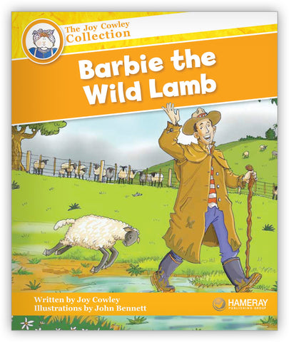 Barbie the Wild Lamb from Joy Cowley Collection