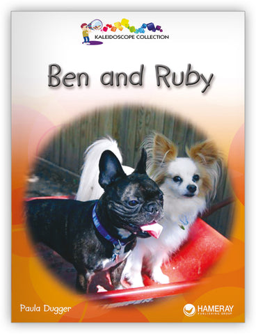 Ben and Ruby from Kaleidoscope Collection