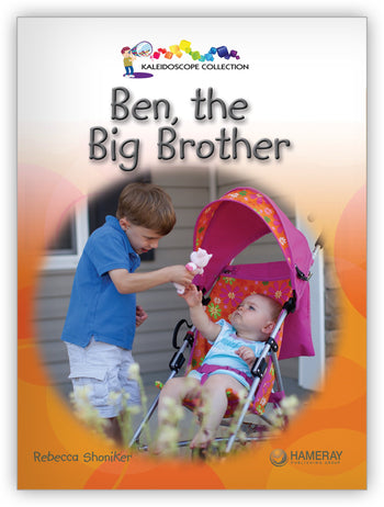 Ben, the Big Brother from Kaleidoscope Collection
