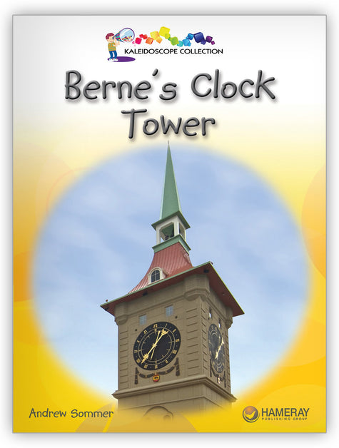 Berne's Clock Tower from Kaleidoscope Collection
