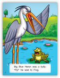 Big Blue Heron Big Book