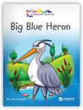 Big Blue Heron Leveled Book