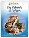 Big Wheels at Work Leveled Book