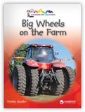 Big Wheels on the Farm Leveled Book