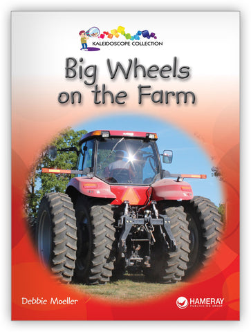 Big Wheels on the Farm from Kaleidoscope Collection