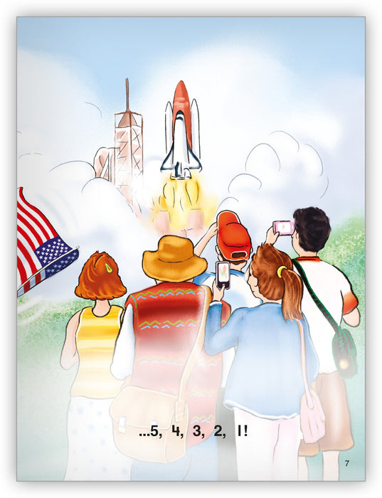 Blast Off! Leveled Book