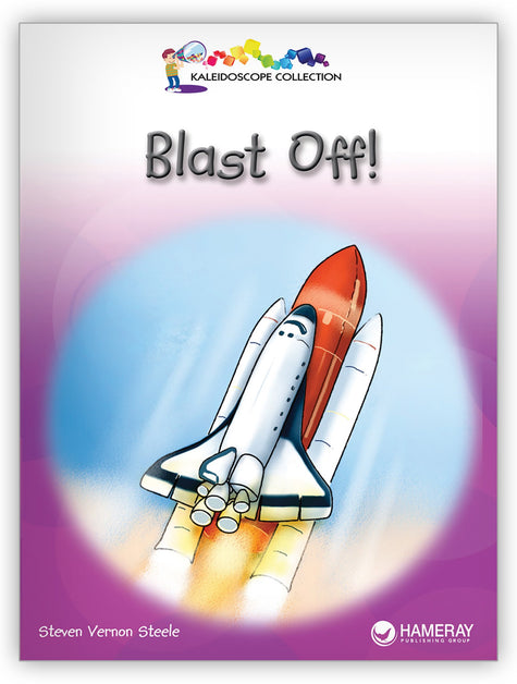 Blast Off! Big Book