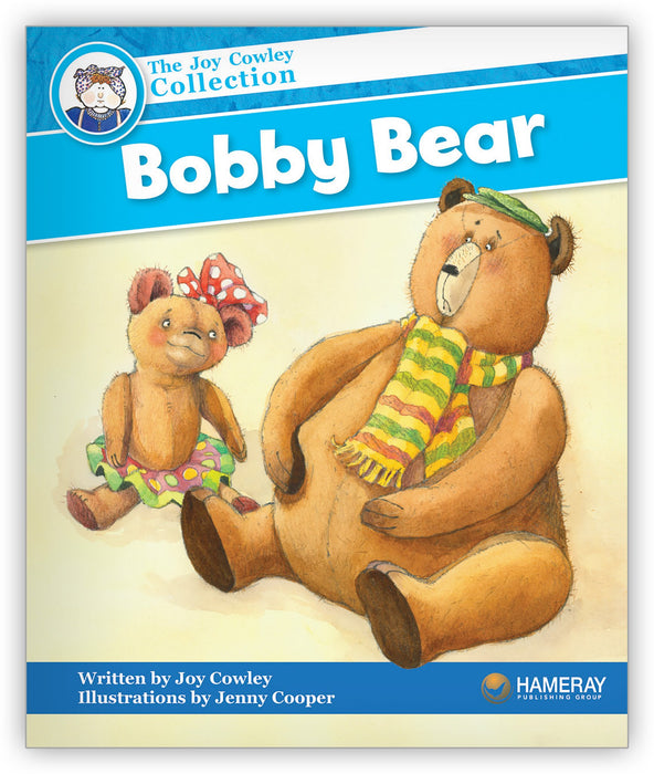 Bobby Bear Leveled Book