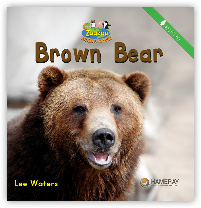 Brown Bear Leveled Book