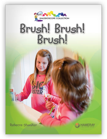 Brush! Brush! Brush! from Kaleidoscope Collection