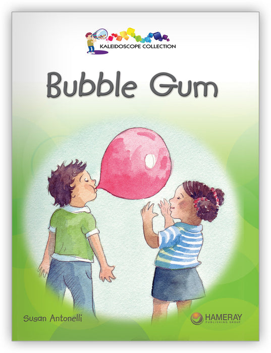 Bubble Gum Big Book Leveled Book