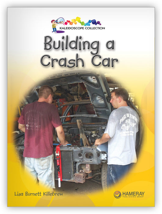 Building A Crash Car Leveled Book