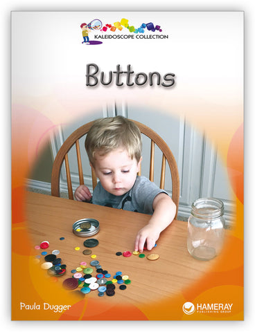 Buttons from Kaleidoscope Collection