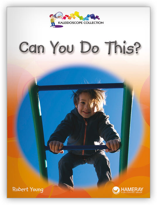 Can You Do This? Big Book Leveled Book