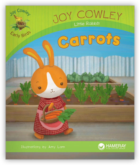 Carrots Leveled Book