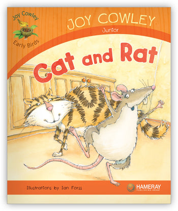 Cat and Rat from Joy Cowley Early Birds