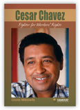 Cesar Chavez Leveled Book