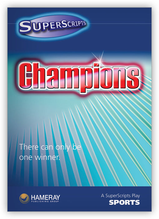 Champions Leveled Book
