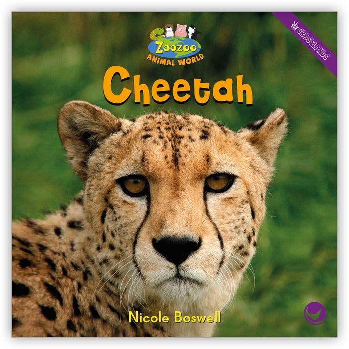 Cheetah Leveled Book