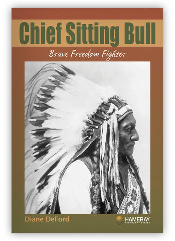 Chief Sitting Bull from Hameray Biography Series