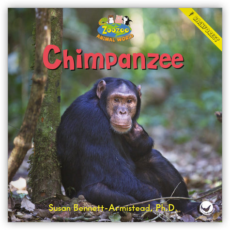 Chimpanzee from Zoozoo Animal World