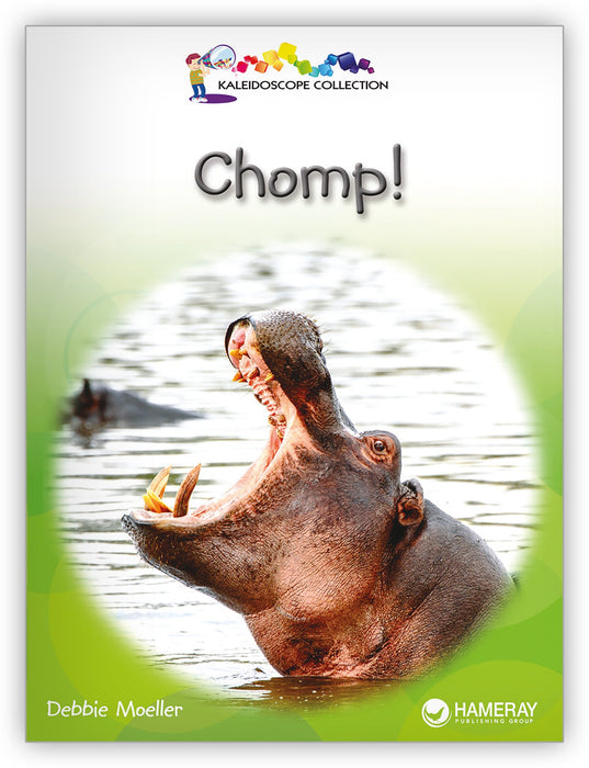 Chomp! Big Book Leveled Book