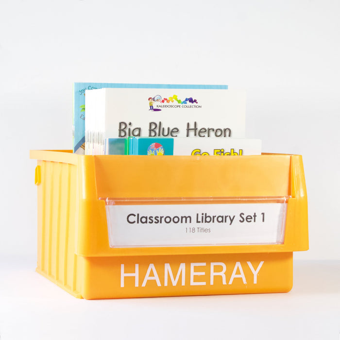 Classroom Library Set 1 Photo Book Set