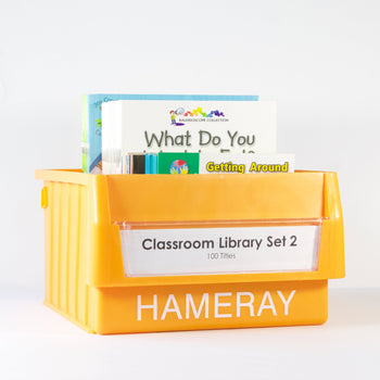 Classroom Library Set 2 from Various Series