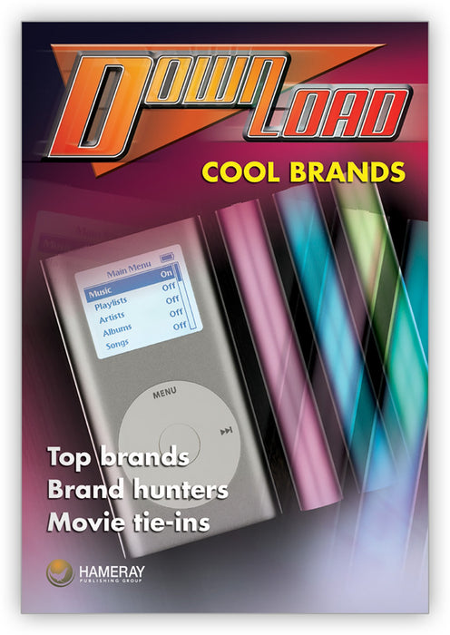 Cool Brands Leveled Book