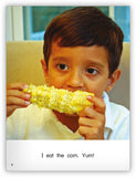 Corn Big Book Leveled Book