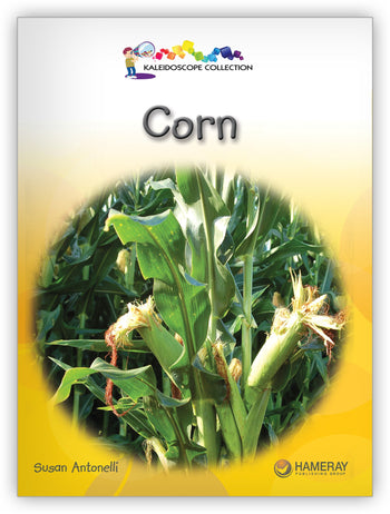 Corn Big Book from Kaleidoscope Collection