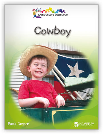 Cowboy from Kaleidoscope Collection