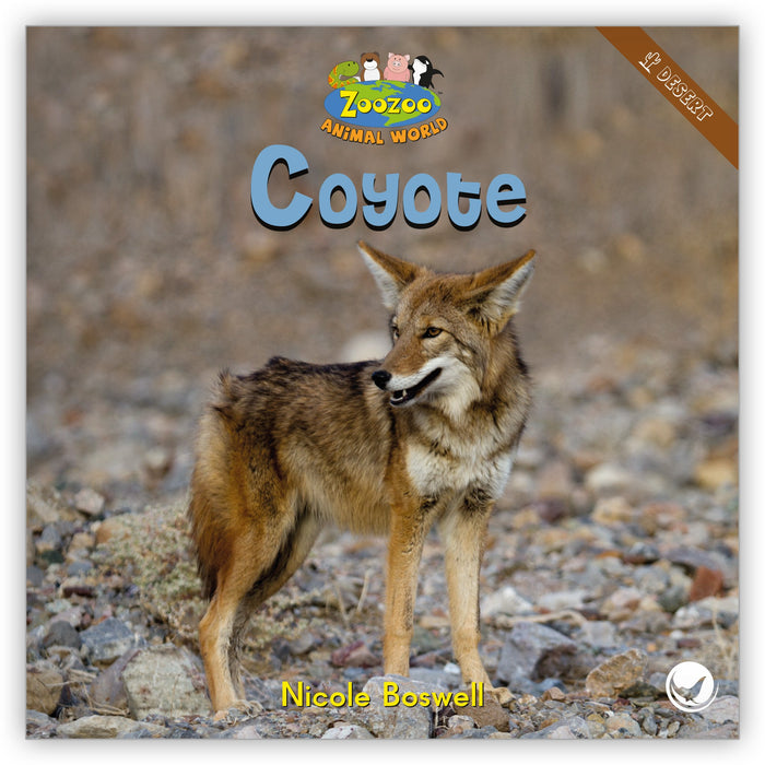 Coyote Leveled Book