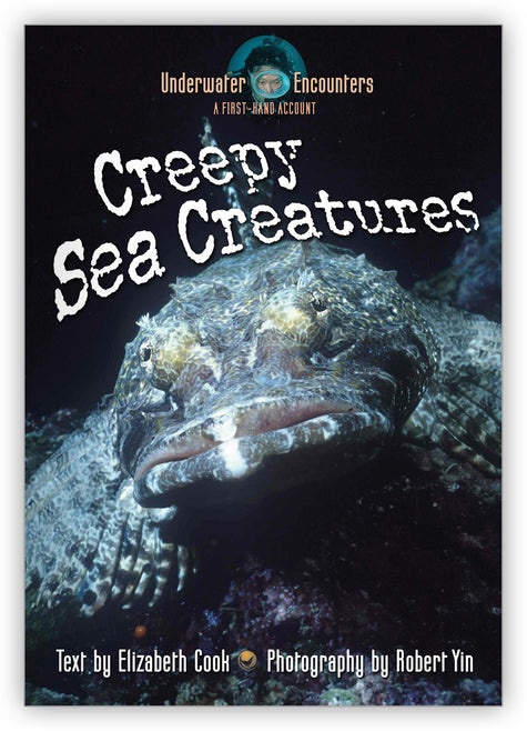 Creepy Sea Creatures from Underwater Encounters