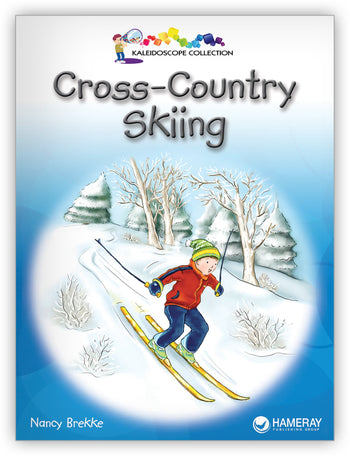 Cross Country Skiing from Kaleidoscope Collection
