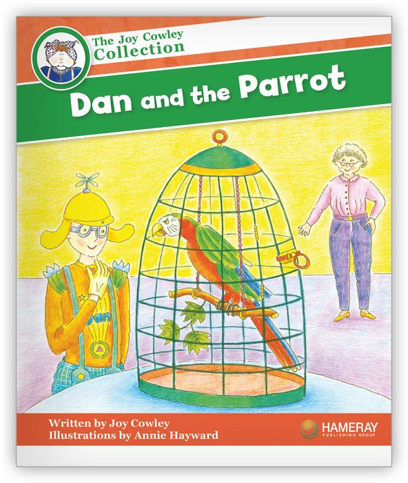 Dan and the Parrot Leveled Book